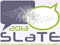 SLaTE 2013 | TELT | Scoop.it