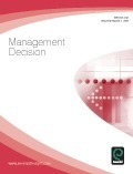 Emerald | Management Decision | Complexity and variety in mass customization systems: analysis and recommendations | Bounded Rationality and Beyond | Scoop.it