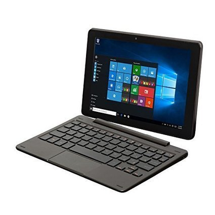 Nextbook Flexx 9 8.9-Inch 32 GB Intel Quad Core 2-in-1 Tablet with Detachable Keyboard Windows 10 (Black) - Connect and Be | Nothing But News | Scoop.it