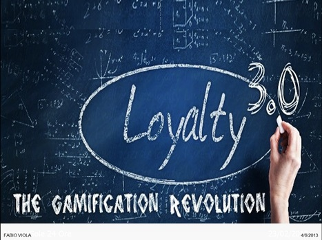 "Gamification of Loyalty programs = ""ROIALTY"" 