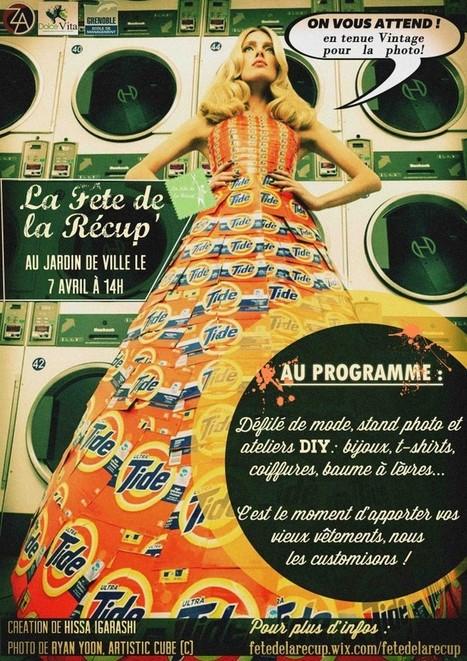 Fête de la Récup' à Grenoble : vintage et customisation exigés ! | Le BCC! InfoConso - l'information utile pour consommateurs avertis ! | Scoop.it