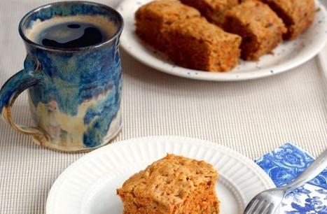 Hoy merendamos pastel de zanahoria sin gluten y sin lactosa...con un toquecito de Ron :-) | Gluten free! | Scoop.it