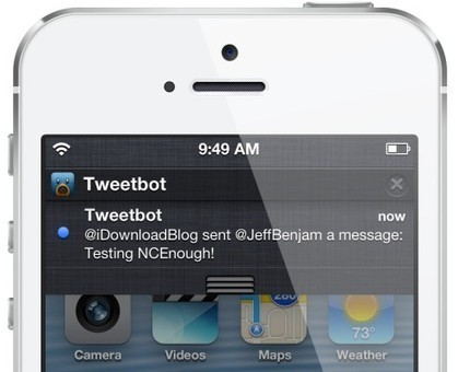 'NCEnough' smartly resizes Notification Center based on content | Jailbreak News, Guides, Tutorials | Scoop.it