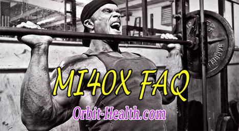 MI40X FAQ, Frequently Asked MI40X Questions - Orbit Health | Orbit Health | Scoop.it
