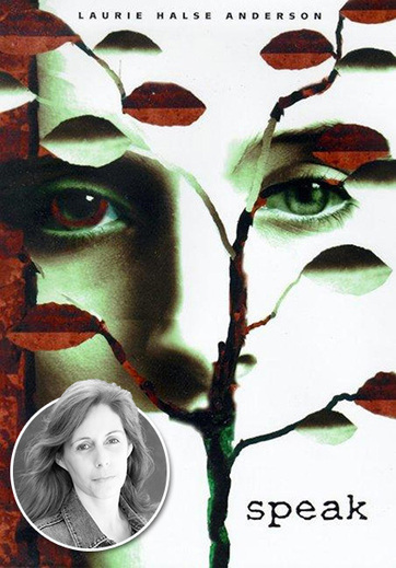 'Speak' turns 15: Author Laurie Halse Anderson on the book's life and legacy - Entertainment Weekly (blog)   Reading   Scoop.it
