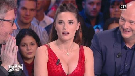 Photos : Capucine Anav en décolleté sexy dans Touche Pas à Mon Poste | Radio Planète-Eléa | Scoop.it