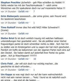 Publikative.org  » Blog Archive   » Frei.Wild-Mob: Nach dem Angriff ist vor dem Angriff   SocialMediaPolitik   Scoop.it