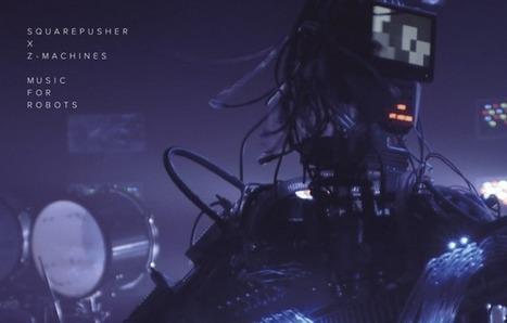 Music For Robots : un album réalisé avec un guitariste à 87 doigts et un batteur à 22 bras | veille technologique sur la robotique 3A | Scoop.it