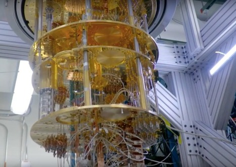 IBM launches quantum computing as a cloud service | Executive Coaching Growth | Scoop.it