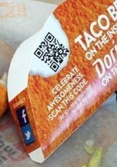 Taco Bell uses QR codes, AR in new product launch | QR Code ... | AniseSmith QR codes | Scoop.it
