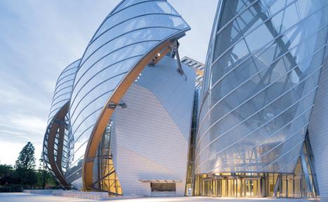 Review - Fondation Louis Vuitton – Architecture Lab | Architecture Bâtiment et Réglementation Française | Scoop.it