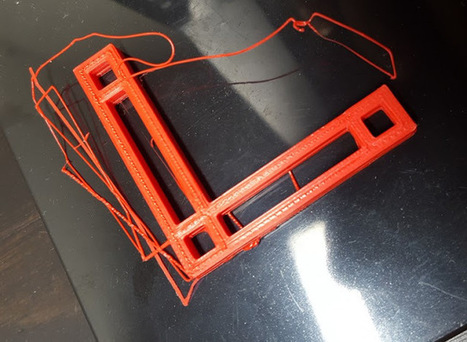 DIY 3D Printing: DIY 3D Print Error Correction System | 3D printen | Scoop.it