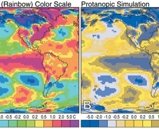 Dear NASA: No More Rainbow Color Scales, Please | Data Visualization & Infographics | Scoop.it