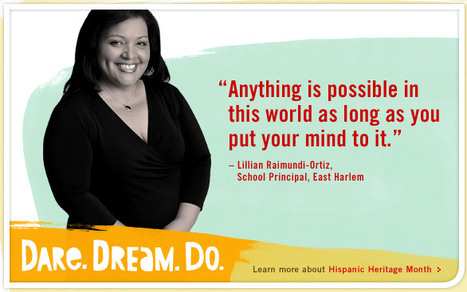 Celebrate Diversity and Cultures with Dream In Color. | black history month | Scoop.it