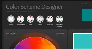 Color Scheme Designer 3 | Looks -Pictures, Images, Visual Languages | Scoop.it