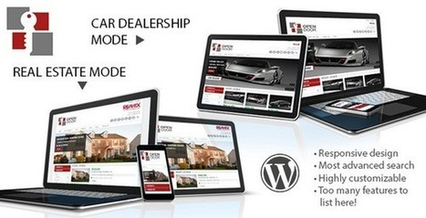 15+ Best Responsive Real Estate WordPress Themes | AWD | Web Designs | Scoop.it