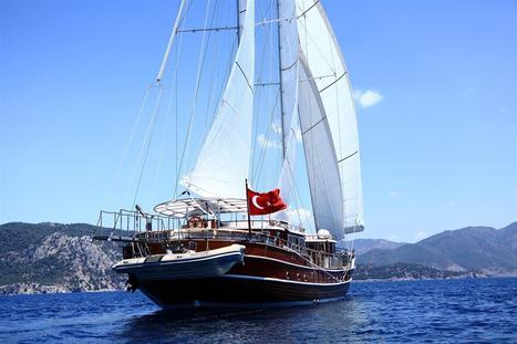 Can I Combine Land Tours With a Blue Voyage Charter? | Yacht Charter & Blue Cruise Destinations | Scoop.it