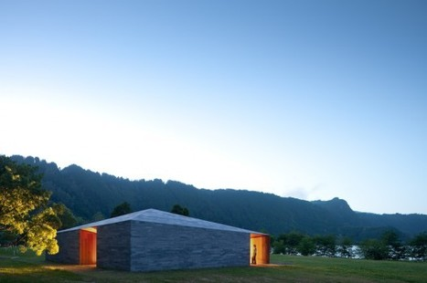 [Portugal] Building In Lagoa das Furnas / Aires Mateus | The Architecture of the City | Scoop.it