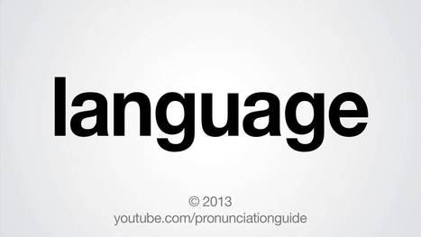 How to Pronounce Language - YouTube | Arabic | Scoop.it