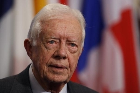 Daily Kos: Jimmy Carter Writing New Book - Says Atheist Countries Treat Women Better (Videos) | Gender, Religion, & Politics | Scoop.it