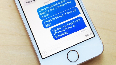 Develop an iMessage App in Any of These 4 Categories Can Guarantee You a Success | Mobile is all about apps | Scoop.it