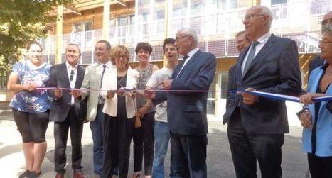 Inauguration du nouveau lycée | Lycée Alain-Fournier, Mirande | Scoop.it