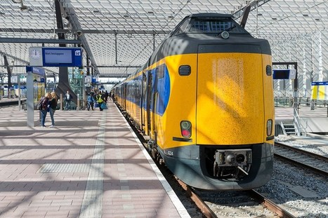 Alstom preferred bidder for NS intercity train order   EricJ 's Railway Topics   Scoop.it