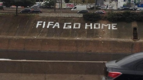 """""""FIFA GO HOME"""" 