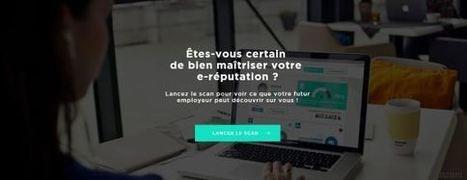 Ce site analyse si votre e-réputation peut nuire à votre embauche | CV et recrutement innovant... | Scoop.it
