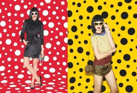 Yayoi Kusama for Louis Vuitton | Trendland: Fashion Blog & Trend Magazine | Moda Española | Scoop.it