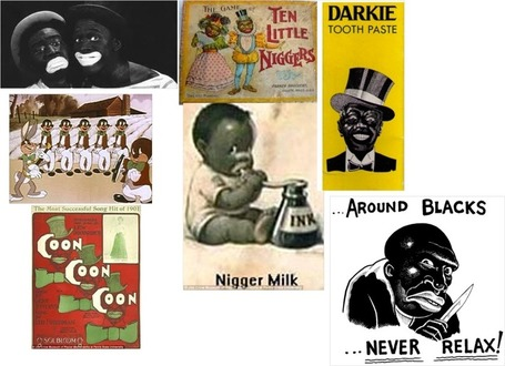 HOW RACIST PROPAGANDA WAS USED TO SUBUGATE BLACK PEOPLE | White's Only | Scoop.it