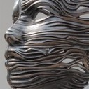 Perceiving the Flow: Human Figures Composed of Unraveling Stainless Steel Ribbons by Gil Bruvel | Colossal | Design | Scoop.it