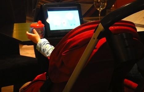 Écrans: pitié pour les bébés! | L'Hebdo | Uso seguro de la red | Scoop.it