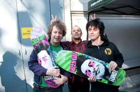 Jim Thiebaud Teams Up With Green Day To Raise Money For Charity | surfer | Scoop.it