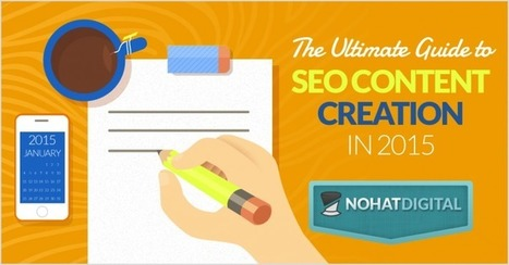The Ultimate Guide To SEO Content Creation In 2015 - NoHatDigital.com | Public Relations & Social Media Insight | Scoop.it