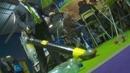 L'exposition Pollutec présente les nouvelles technologies vertes   ENVIRONNEMENT   Scoop.it