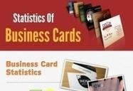 Statistics Of Business Cards   Datacolouronline   Scoop.it