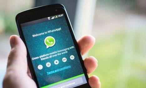 WhatsApp Trendy Blue: estafa de mensajes premium en Android   MediosSociales   Scoop.it