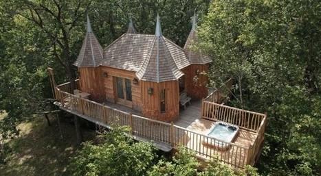 Les plus belles cabanes en bois | Habitat écologique | Constructions écologiques et durables | Scoop.it