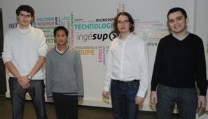 La Plaine. Les étudiants en informatique planchent  pour Microsoft - La Dépêche   CapStreet   Scoop.it