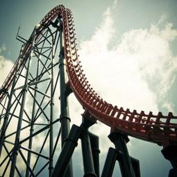 10 Amazing Japanese Roller Coasters | Cozy Resort | Scoop.it