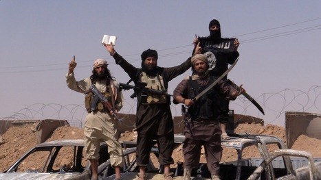 The Islamic State   VICE News   It Comes Undone-Think About It   Scoop.it
