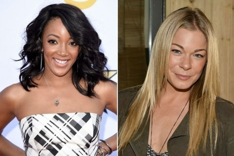 Mickey Guyton Explains How LeAnn Rimes Inspired Her to Pursue a Music Career | Country Music Today | Scoop.it