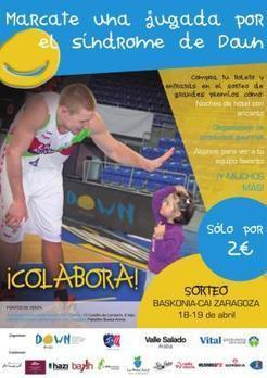 Doble cita solidaria con el Baskonia | Sindrome de Down | Scoop.it