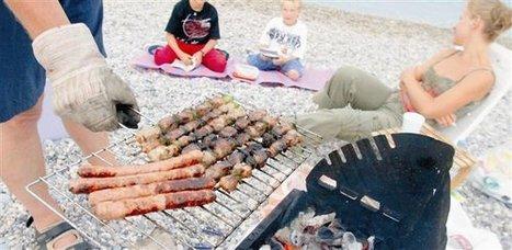 Barbecue : pour des grillades au-dessus de tout soupçon | Nice-Matin | Toxique, soyons vigilant ! | Scoop.it