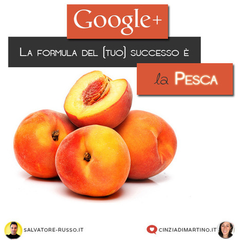 La formula del (tuo) successo su GooglePlus | Social media culture | Scoop.it
