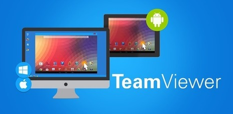 TeamViewer – Controlez à distance encore plus de terminaux Android - Android-France | news android from klynefr | Scoop.it