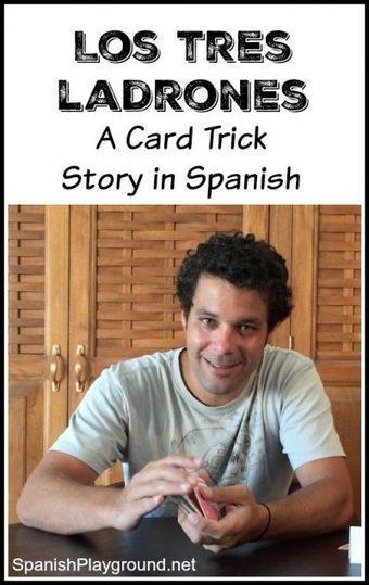Easy Card Trick Story: Los tres ladrones | Todoele - Enseñanza y aprendizaje del español | Scoop.it
