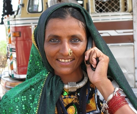 India has half a billion mobile subscribers and it's growing faster than any other market | GSMA | Internet Development | Scoop.it