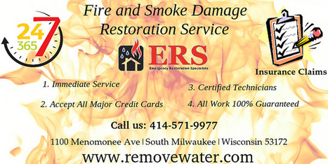 Fire and smoke damage restoration experts | Water Damage Restoration | Scoop.it